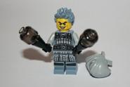 Lego Ninjago Ash without Ninja Hood