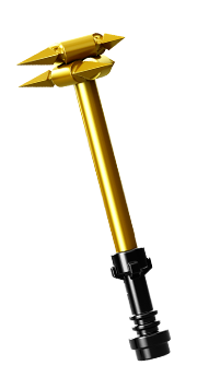 Golden Star Hammer