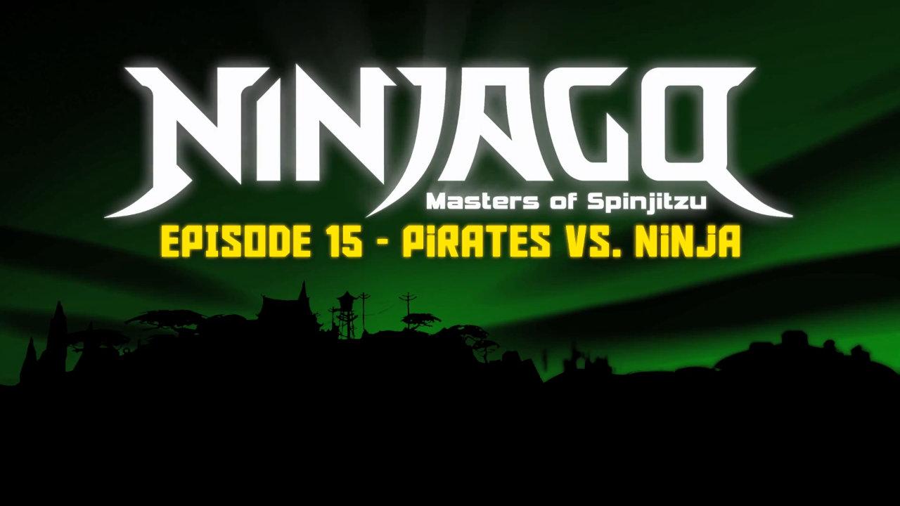 Пираты против ниндзя