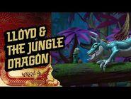 """Island of the Keepers- """"Lloyd & the Jungle Dragon"""" - LEGO NINJAGO-2"""