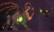 Skull Sorcerer, Skull of Hazza D'ur and Grief-Bringer