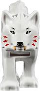 Summer 2019 Akita Minifigure (Wolf Form)