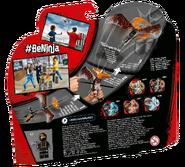 70645 Cole - Dragon Master Box Backside