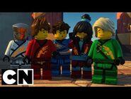 LEGO Ninjago- Masters of Spinjitzu - Endings - Cartoon Network