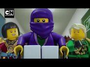 On the Run - Ninjago - Cartoon Network