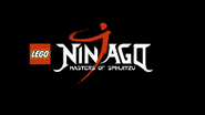 LEGO Ninjago Masters of Spinjitzu 2009 logo