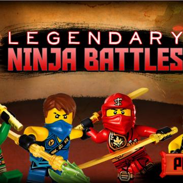 Legendary Ninja Battles Ninjago Wiki Fandom