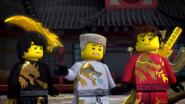 Ninjago Flight of the Dragon Ninja 10