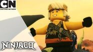 Ninjago Riding a Dragon Cartoon Network