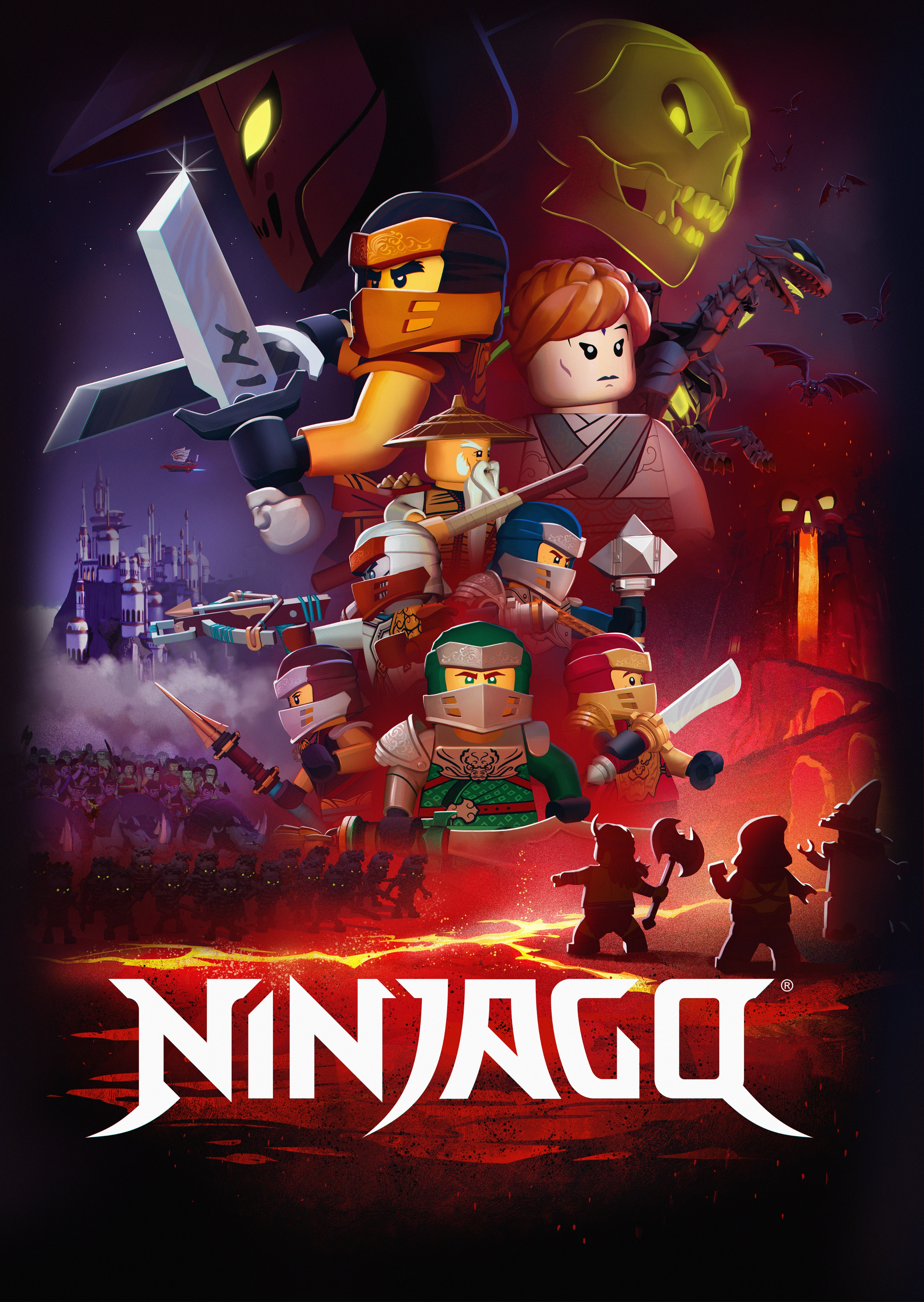 Season 13 Master Of The Mountain Ninjago Wiki Fandom