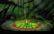Serpentine Underground Fortress (Concept Art)
