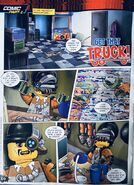 The Mechanic ninjago magazine