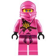 Pink Zane