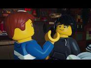 The Coin Toss - LEGO NINJAGO - Wu's Teas Episode 16