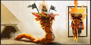 Fire fang concept
