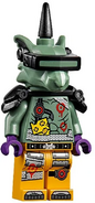 Winter 2020 Haunser Minifigure 2