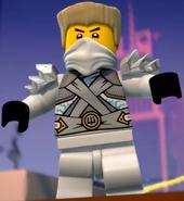 Zane in Stone Army Armor