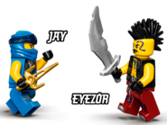 71740 Jay's Electro Mech Minifigures 2