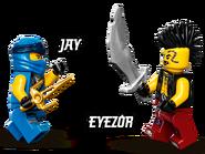 71740 Jay's Electro Mech Minifigures 2