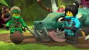 """Ninjago–The Keepers of the Amulet–3'12"""""""