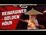 NINJAGO LEGACY shorts - Reimagined - Golden Hour