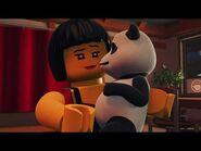 Panda-monium - LEGO NINJAGO - Wu's Teas Episode 8