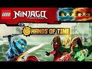 WU-CRU App Update - LEGO Ninjago - Hands of Time Trailer