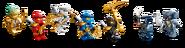 71739 Ultra Sonic Raider Minifigures 2