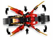 70667 Kai's Blade Cycle and Zane's Snowmobile 7