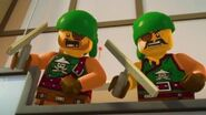 The Tall Tale of Sqiffy & Bucko - LEGO Ninjago Sky Pirates - Mini Movie