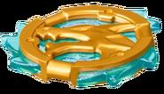 Wave Amulet Set