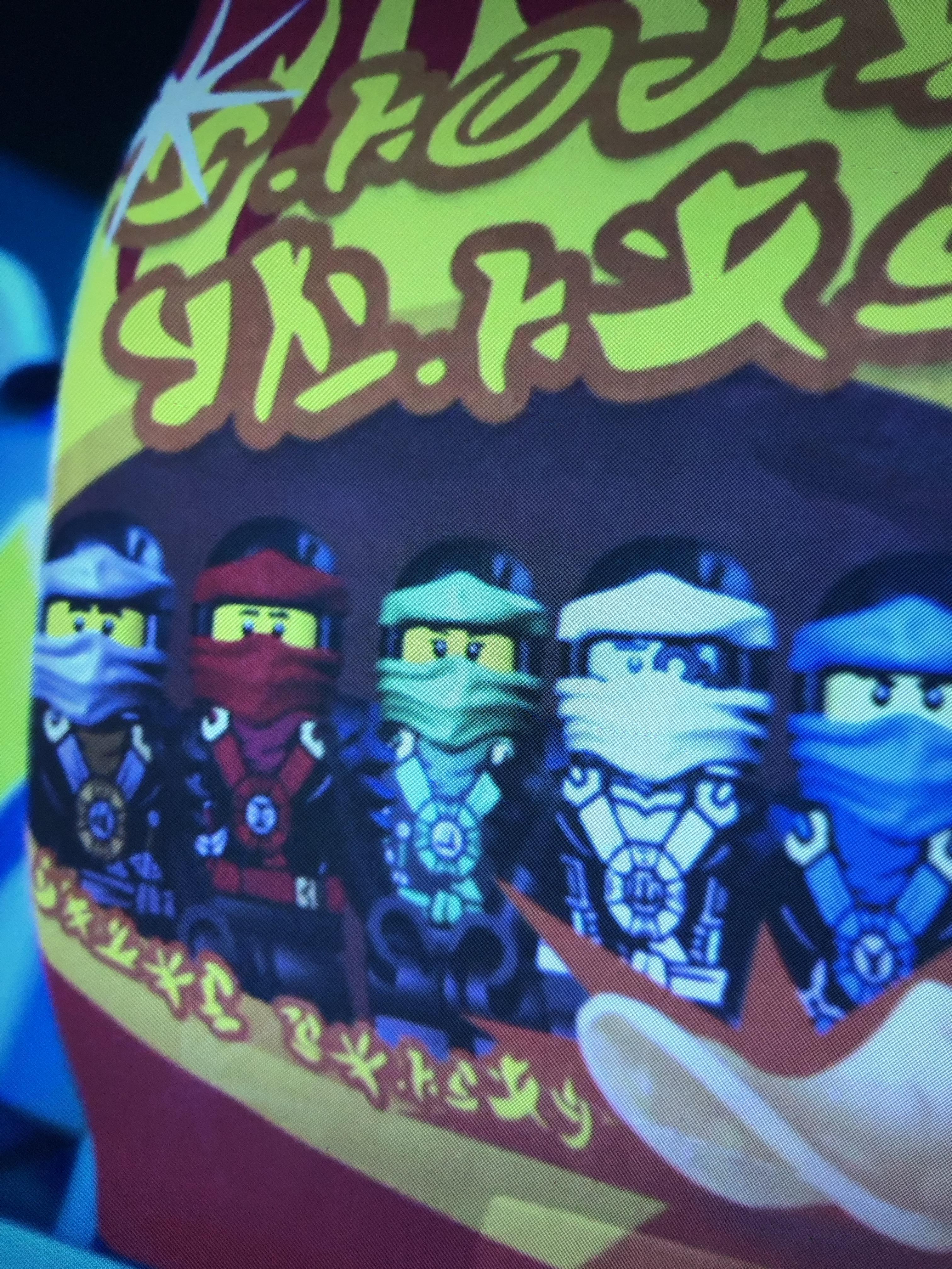 Ninja chips