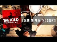 LEGO NINJAGO - The Weekend Whip DRUM TUTORIAL by The Fold