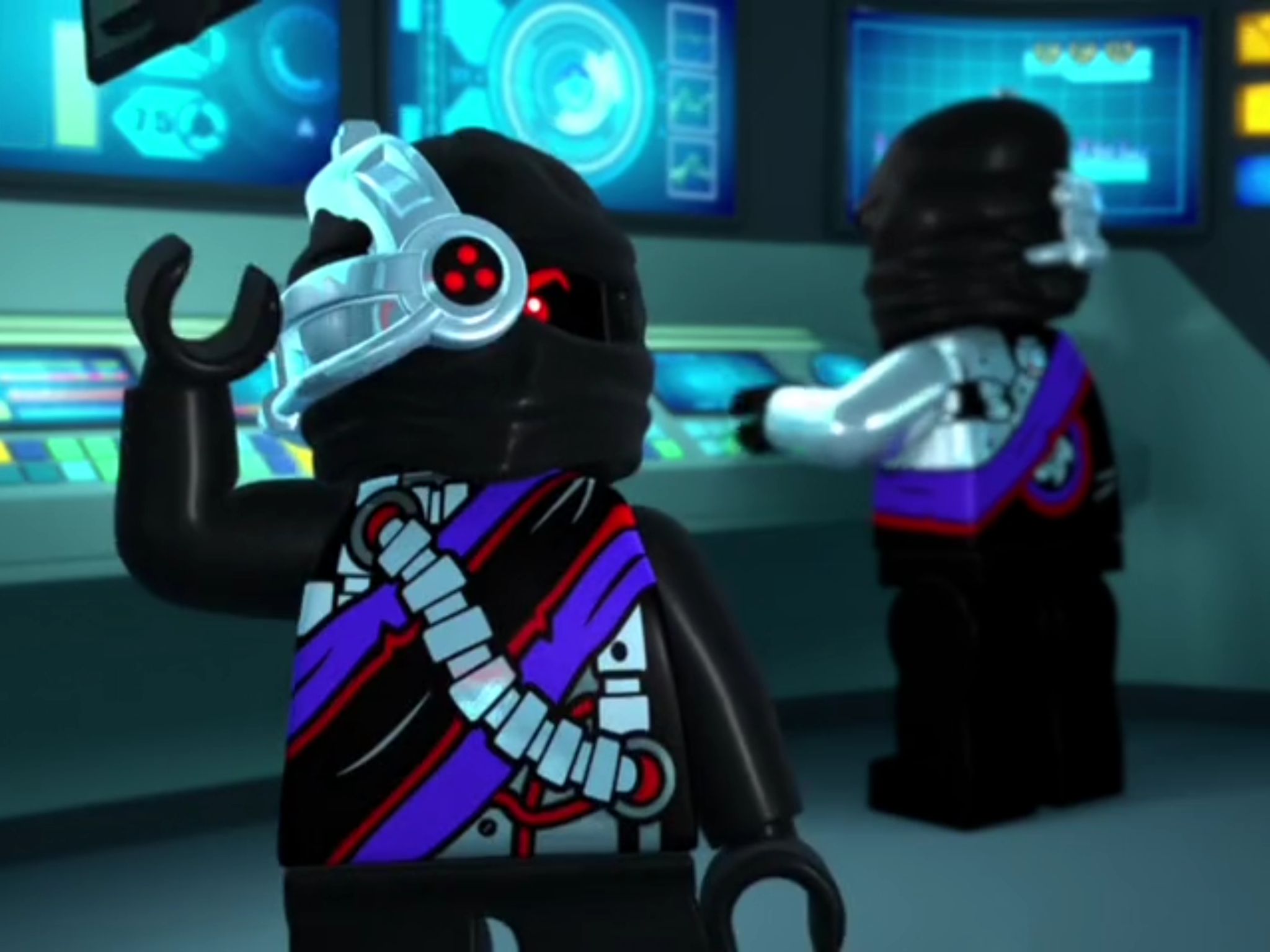 Мини-дроид