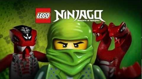 SPINNERY LEGO NINJAGO - REKLAMA TV