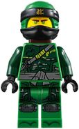 Hunted Lloyd Minifigure