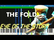 LEGO NINJAGO - Eye of the Storm by The Fold - Synthesia Piano Tutorial