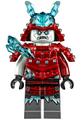 Summer 2019 Samurai Blizzard Minifigure