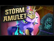 NINJAGO Seabound - The Storm Amulet - LEGO Family Entertainment
