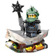 71019 Shark Army Angler