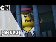 Ninjago - The Jail Escape - Cartoon Network UK 🇬🇧