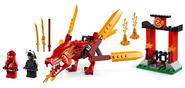 71701 Kai's Fire Dragon 3