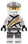 Legacy Zane Minifigure
