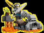 71721 Skull Sorcerer's Dragon 9