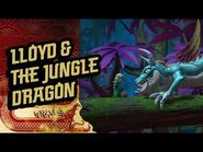 "Island of the Keepers- ""Lloyd & the Jungle Dragon"" - LEGO NINJAGO"
