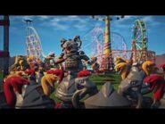 之烈格蒙指揮官 - 樂高旋風忍者 - 第7季 - 小短片