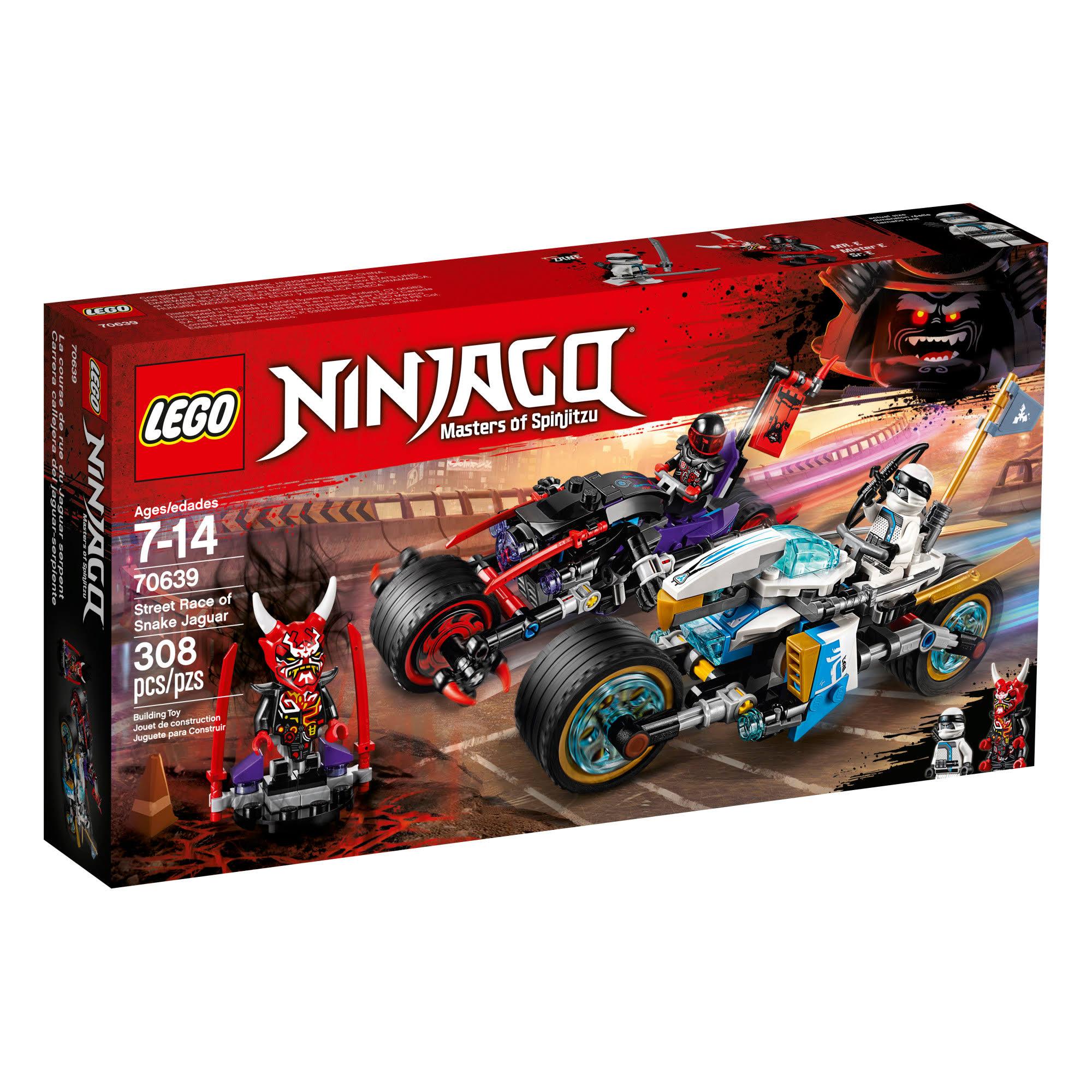 70639 Street Race of the Snake Jaguar