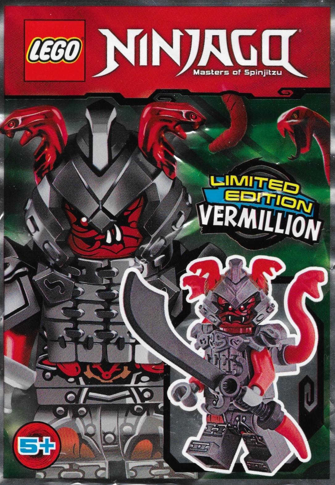 891726 Vermillion Foil Pack
