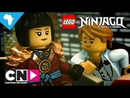 The Ninjas are Famous - Ninjago- Masters of Spinjitzu - Cartoon Network