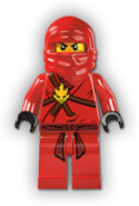 Training Kai Minifigure
